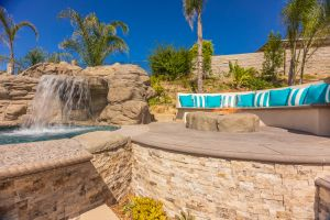 Bad Ass Backyard #003 by Green Scene Landscape and Swimming Pools